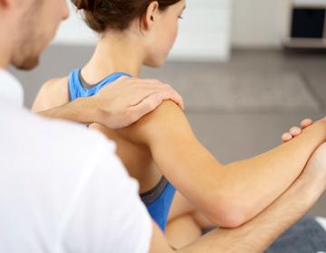 Massaggio sportivo - Studio naturopata Roma